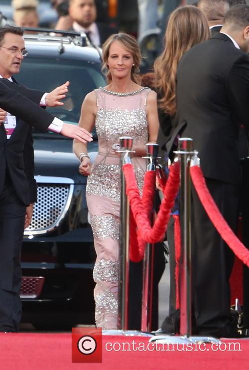 Helen Hunt and Beverly Hilton Hotel 1