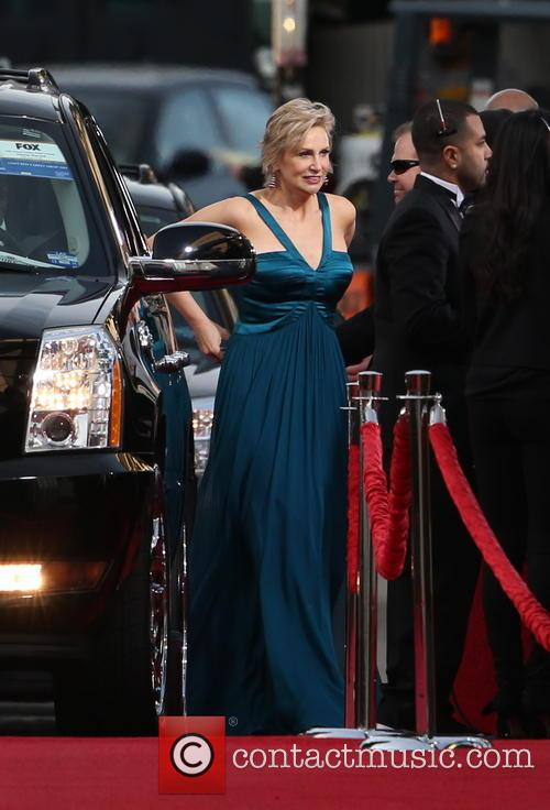 Jane Lynch and Beverly Hilton Hotel 1