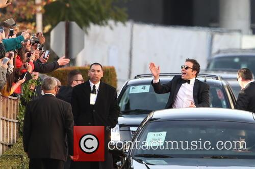 Jimmy Fallon and Beverly Hilton Hotel 4
