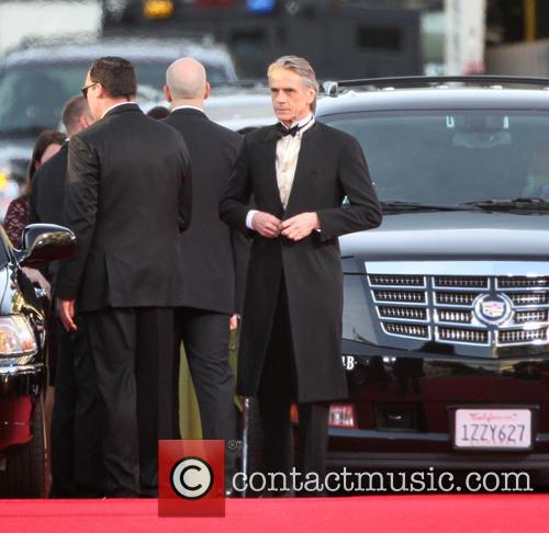 Jeremy Irons and Beverly Hilton Hotel 8