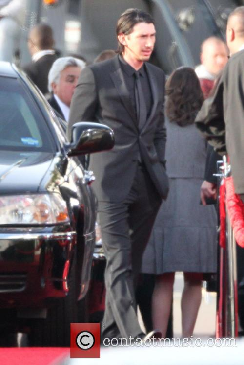 Adam Driver and Beverly Hilton Hotel 4