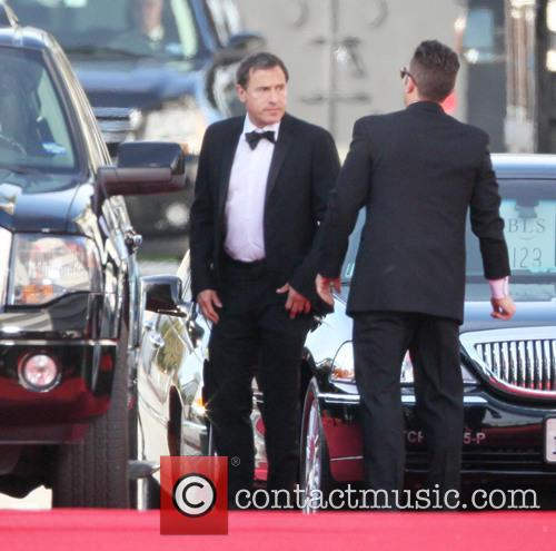 David O. Russell and Beverly Hilton Hotel 1