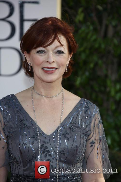 Frances Fisher and Beverly Hilton Hotel 3