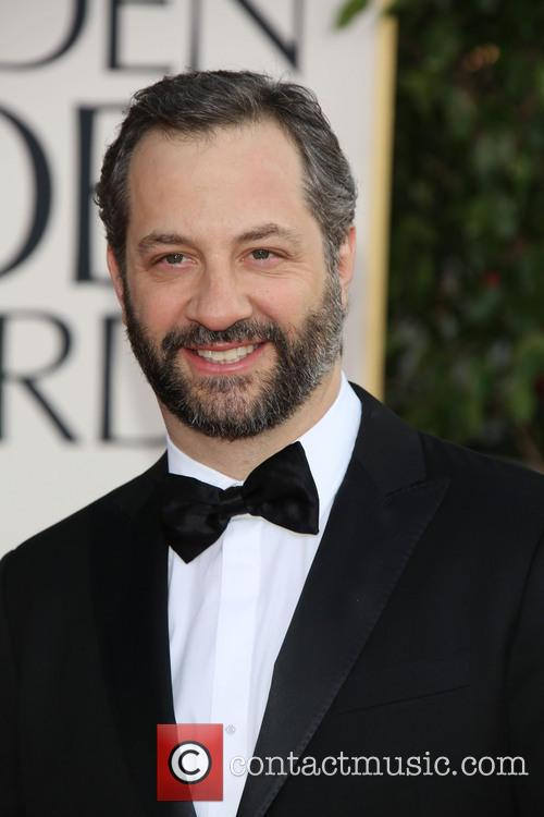 Judd Apatow and Beverly Hilton Hotel 5