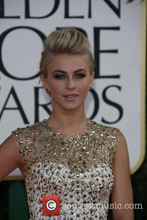 Julianne Hough and Beverly Hilton Hotel 2