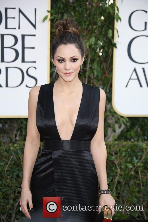 Katharine Mcphee and Beverly Hilton Hotel 3