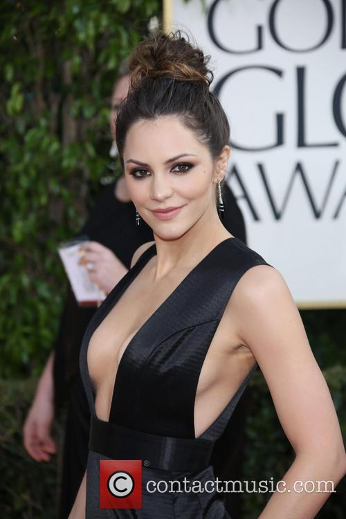 Katharine Mcphee and Beverly Hilton Hotel 1