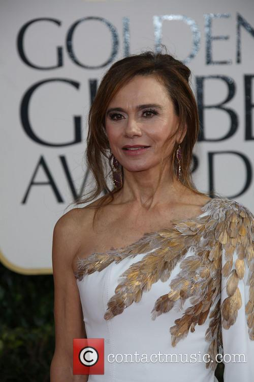 Lena Olin and Beverly Hilton Hotel 10