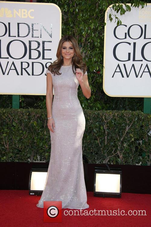 Maria Menounos and Beverly Hilton Hotel 2