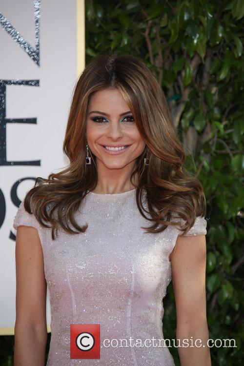 Maria Menounos and Beverly Hilton Hotel 1