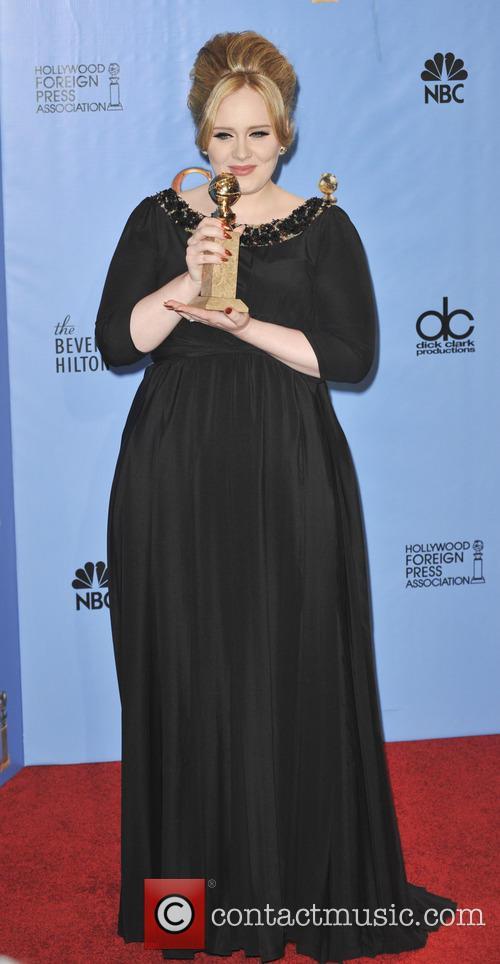 Adele and Beverly Hilton Hotel 3