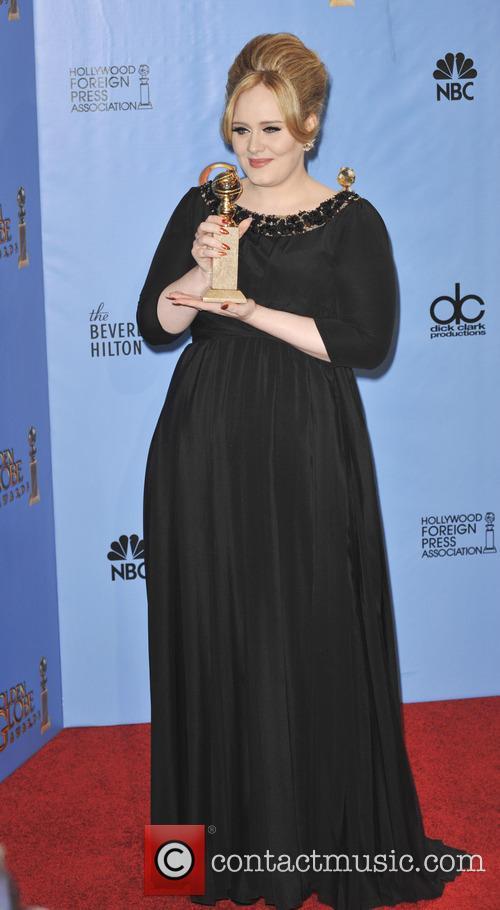 Adele and Beverly Hilton Hotel 2