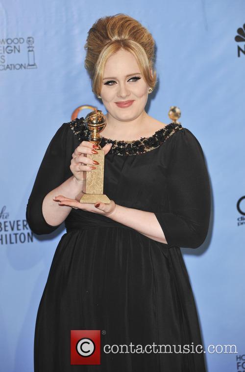 Adele and Beverly Hilton Hotel 1