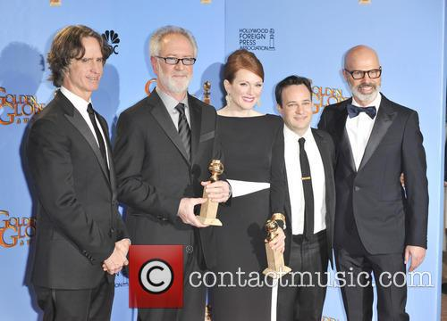 Cast of Game Change 70th Annual Golden Globe...