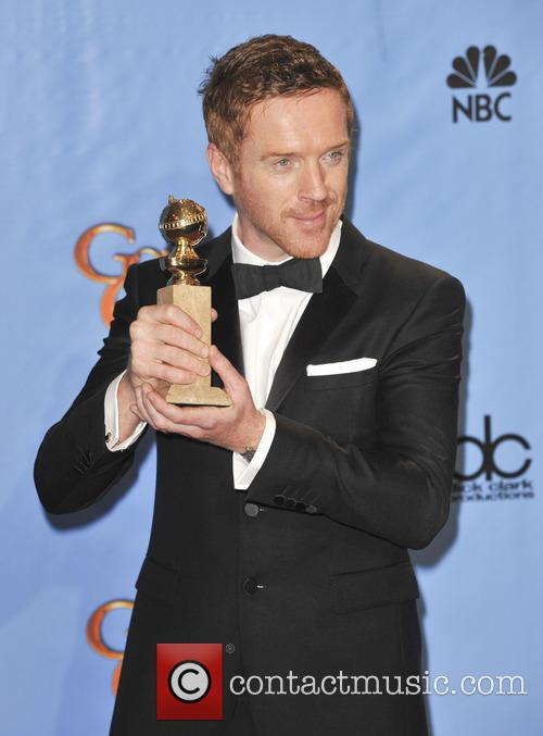 Damian Lewis and Beverly Hilton Hotel 1