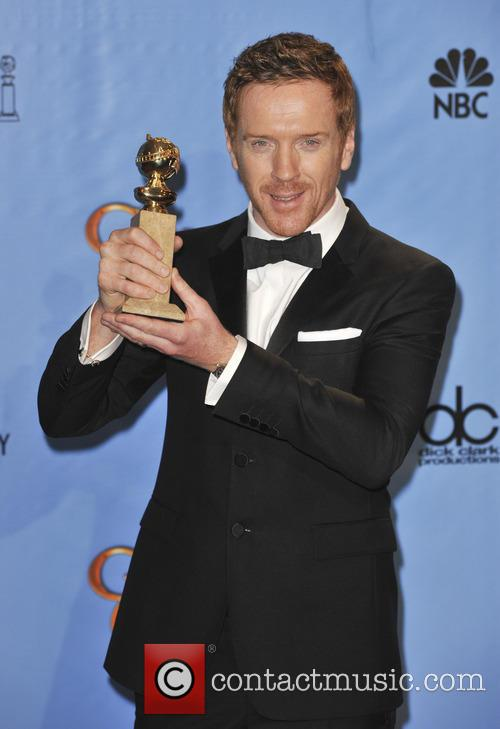 Damian Lewis and Beverly Hilton Hotel 3