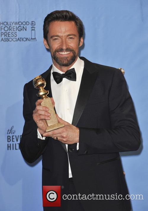 Hugh Jackman and Beverly Hilton Hotel 3