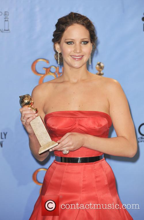 Jennifer Lawrence and Beverly Hilton Hotel 6