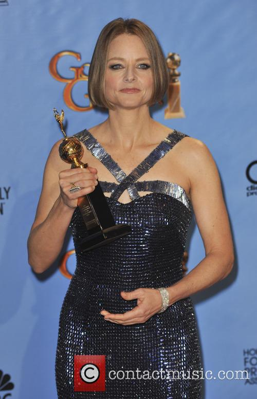 Jodie Foster and Beverly Hilton Hotel 1