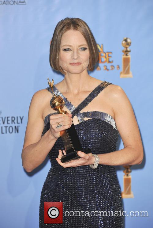 Jodie Foster and Beverly Hilton Hotel 6