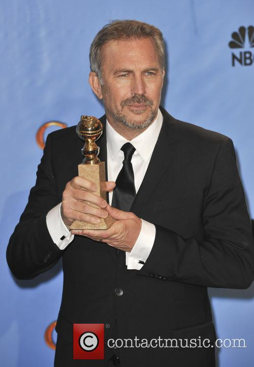 Kevin Costner and Beverly Hilton Hotel 2