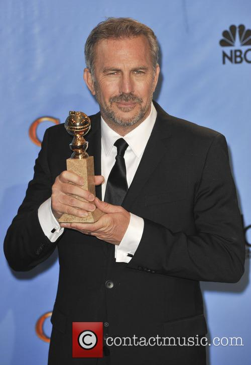 Kevin Costner and Beverly Hilton Hotel 1
