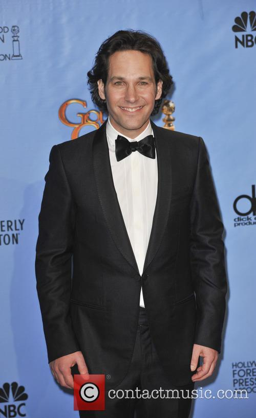 Paul Rudd and Beverly Hilton Hotel 2