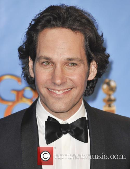 Paul Rudd and Beverly Hilton Hotel 1