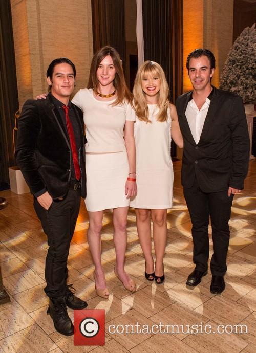 Adam Larios, Ashley Herman, Kelly Smits and Donovan 2