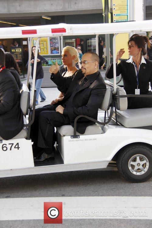 Coco Austin, Ice-t and Grammy 2