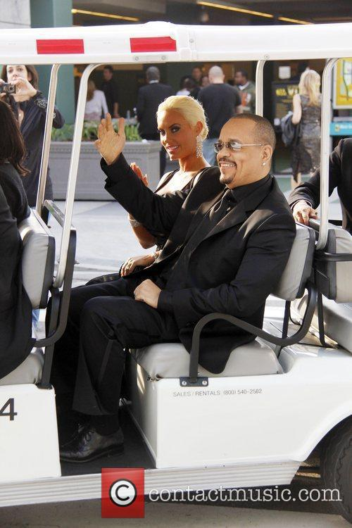 Coco Austin, Ice-t and Grammy 4