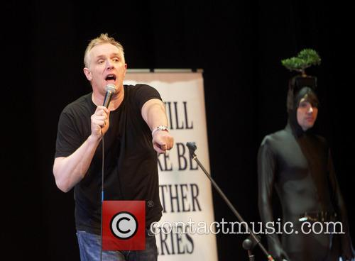 Comedian Greg Davies, Best, Role In Channel, The, Inbetweeners, Standup, The Back Of My, Mum's Head and The Alhambra Theatre 9
