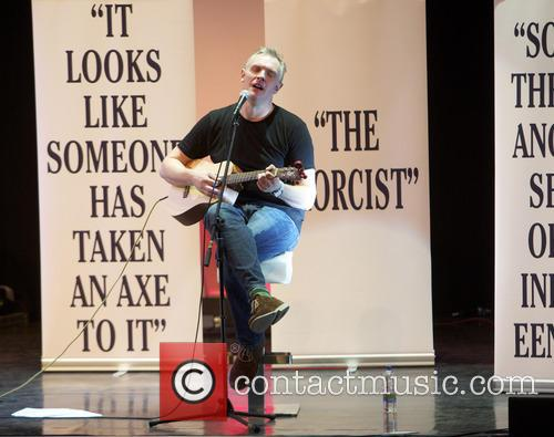 Comedian Greg Davies, Best, Role In Channel, The, Inbetweeners, Standup, The Back Of My, Mum's Head and The Alhambra Theatre 12