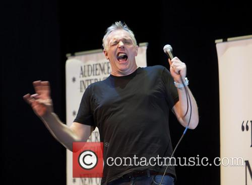 Comedian Greg Davies, Best, Role In Channel, The, Inbetweeners, Standup, The Back Of My, Mum's Head and The Alhambra Theatre 8