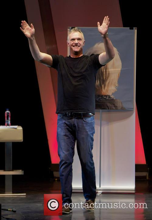 Comedian Greg Davies, Best, Role In Channel, The, Inbetweeners, Standup, The Back Of My, Mum's Head and The Alhambra Theatre 14