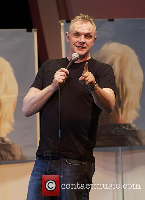 Comedian Greg Davies, Best, Role In Channel, The, Inbetweeners, Standup, The Back Of My, Mum's Head and The Alhambra Theatre 1