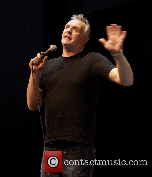Comedian Greg Davies, Best, Role In Channel, The, Inbetweeners, Standup, The Back Of My, Mum's Head and The Alhambra Theatre 3