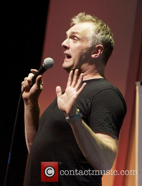 Comedian Greg Davies, Best, Role In Channel, The, Inbetweeners, Standup, The Back Of My, Mum's Head and The Alhambra Theatre 15