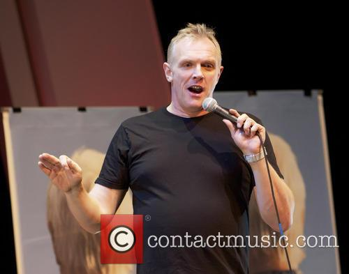 Comedian Greg Davies, Best, Role In Channel, The, Inbetweeners, Standup, The Back Of My, Mum's Head and The Alhambra Theatre 6