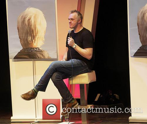 Comedian Greg Davies, Best, Role In Channel, The, Inbetweeners, Standup, The Back Of My, Mum's Head and The Alhambra Theatre 7