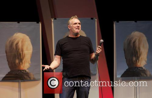 Comedian Greg Davies, Best, Role In Channel, The, Inbetweeners, Standup, The Back Of My, Mum's Head and The Alhambra Theatre 5