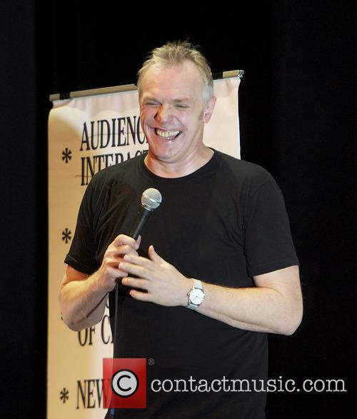 Comedian Greg Davies, Best, Role In Channel, The, Inbetweeners, Standup, The Back Of My, Mum's Head and The Alhambra Theatre 10