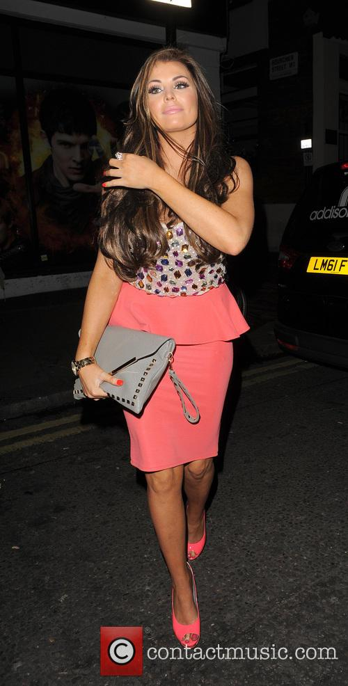 Jessica Wright and Groucho Club 12