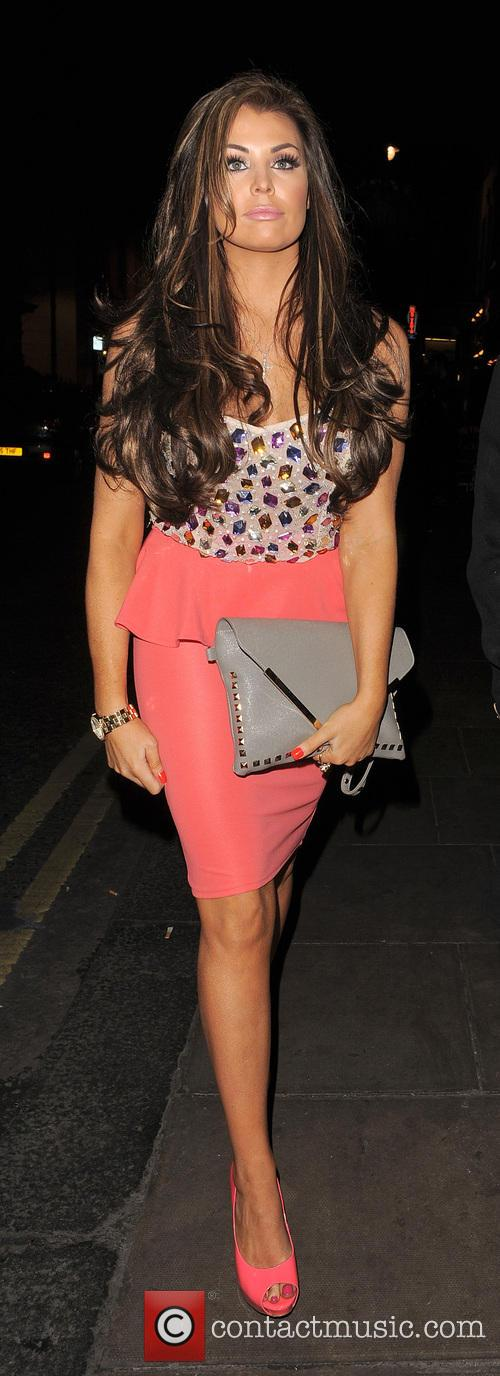 Jessica Wright and Groucho Club 20