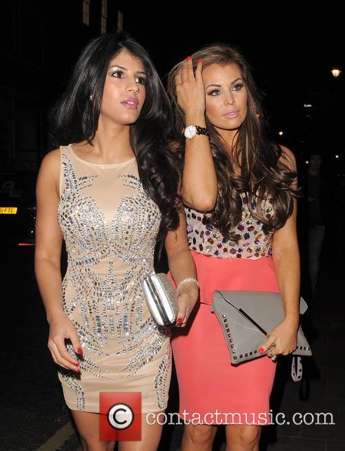 Jessica Wright and Groucho Club 19