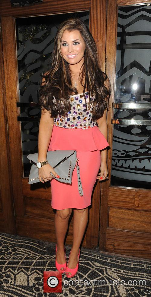 Jessica Wright and Groucho Club 15