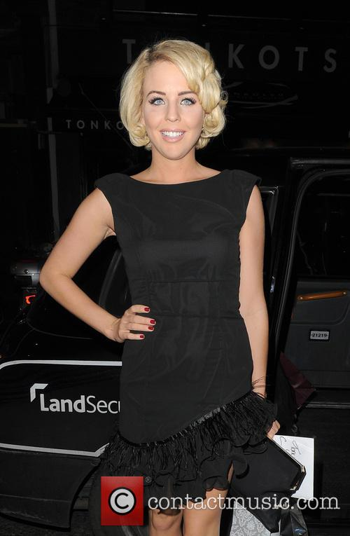 Lydia Rose-Bright Lydia Rose-Bright arriving at the TOWIE...