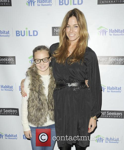 Kelly Bensimon Habitat For Humanity event to support...