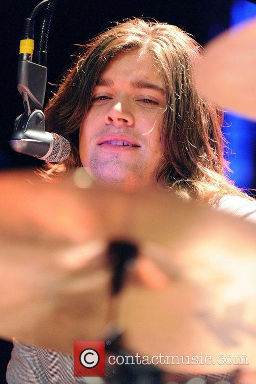 Zac Hanson  of band Hanson performs on...