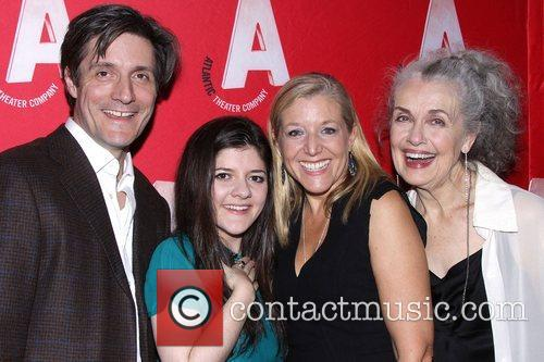 Gareth Saxe, Madeleine Martin, Mary McCann and Mary...